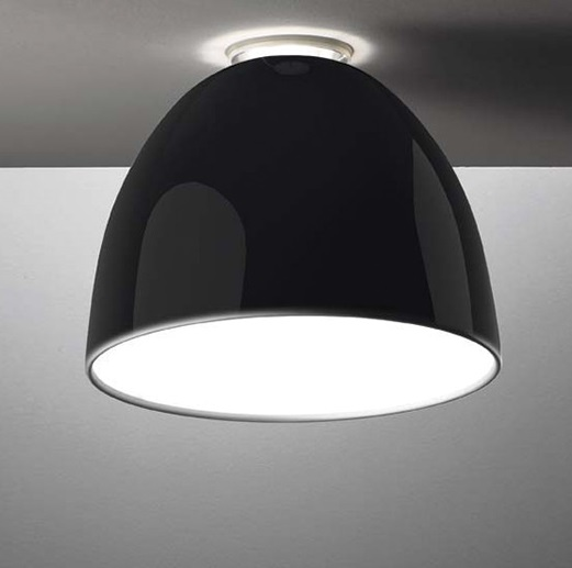 Nur Gloss Plafon LED 45w Noir