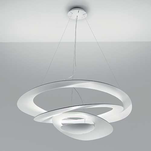 Pirce lampe Suspension LED 44W Blanc