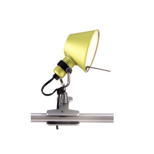 Tolomeo Micro Halogen Clip 1x46w E14 - Yellow