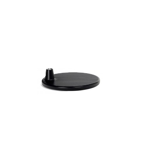 Tolomeo (Accessory) desktop lamp base 23cm - Black