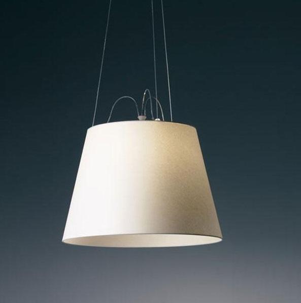 Tolomeo Mega Lámpara Colgante (accesorio) Difusor pergamino 52cm