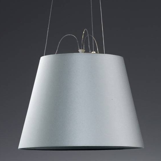 Tolomeo Mega Lámpara Colgante (accesorio) Difusor raso 52cm