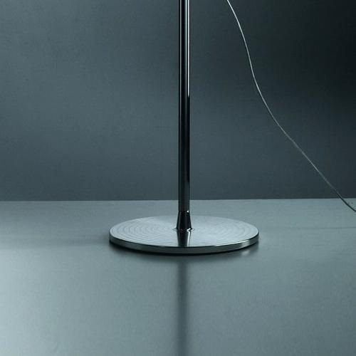 Tolomeo Mega Terra (Accessory) base and horn - Black