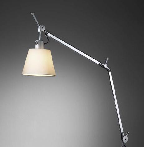 Tolomeo Swingarm (solo Structure) with Diffuser pergamino 18cm