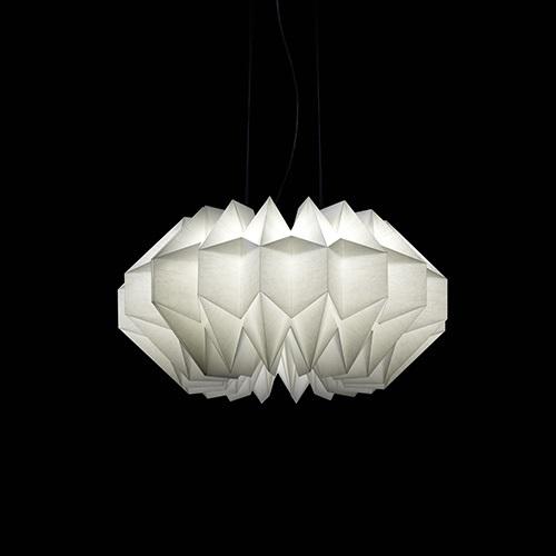 Wuni Lámpara Colgante LED blanco
