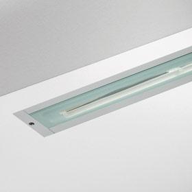 Rivoli Recessed microlight 1x37w 2700k no dimmable l=1710mm