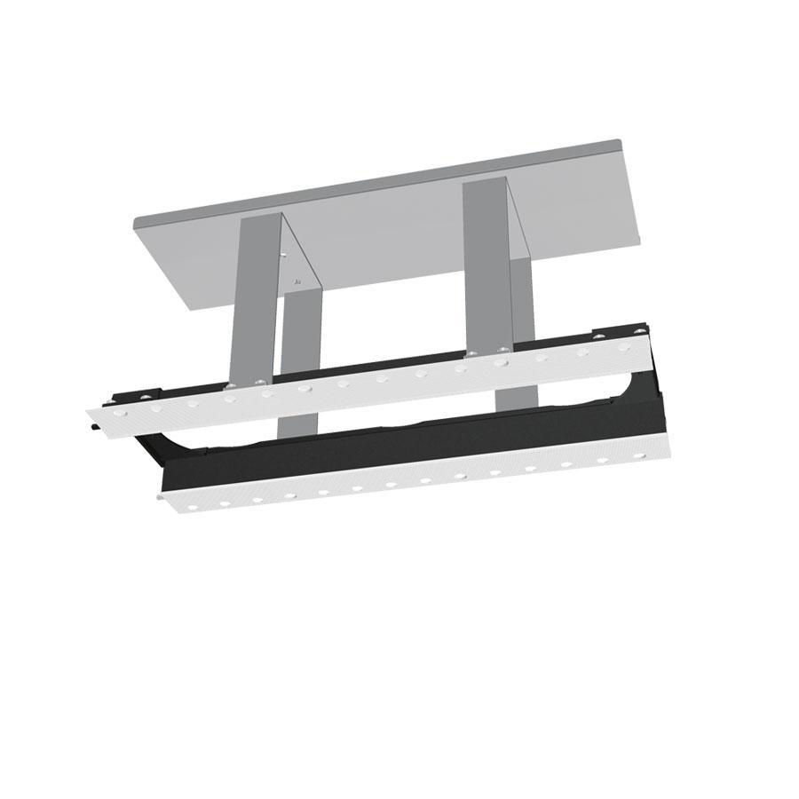 Nothing Accesorio Multispot Estructura empotrada para 3 Focos 1075mm