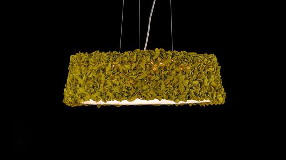 Miuu Lámpara Colgante Grande 53cm diametro
