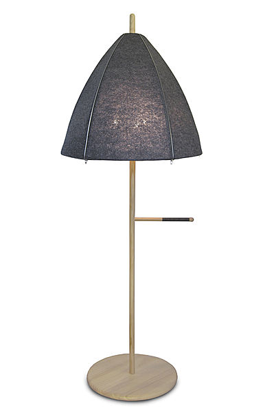 Norr lámpara of Floor Lamp ø64x196cm E27 3x100wmax