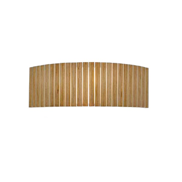 Shio Wall Lamp of wall 48cm G24q2 2x18w