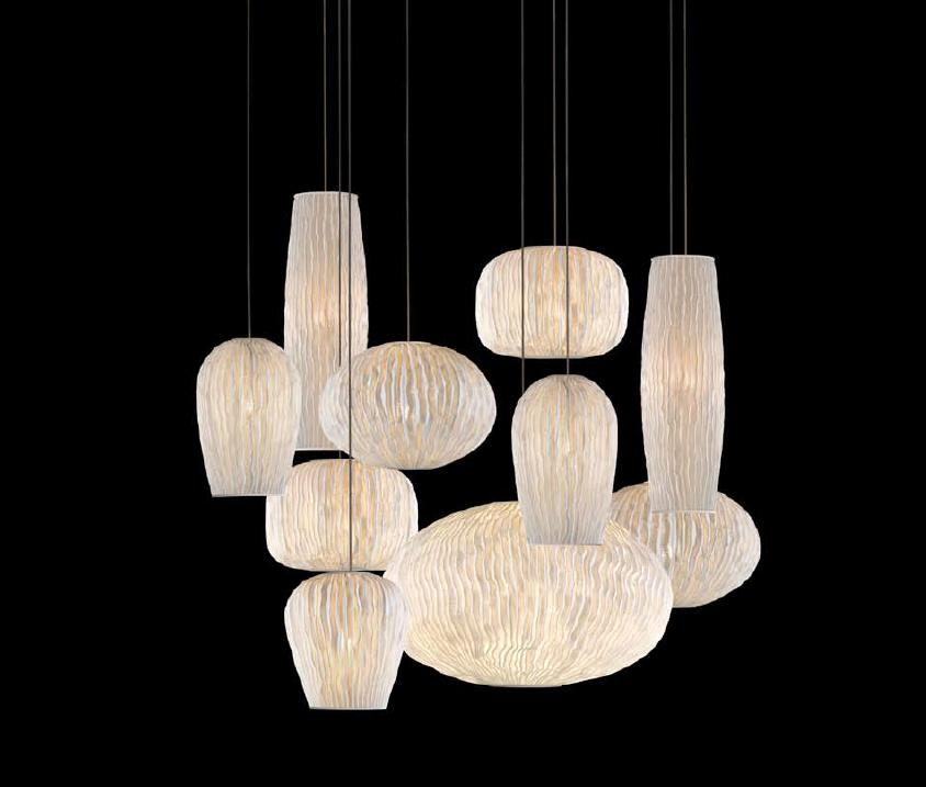 Coral Pendant Lamp composition 10 Pendant Lamps