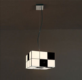 Domino Pendant Lamp