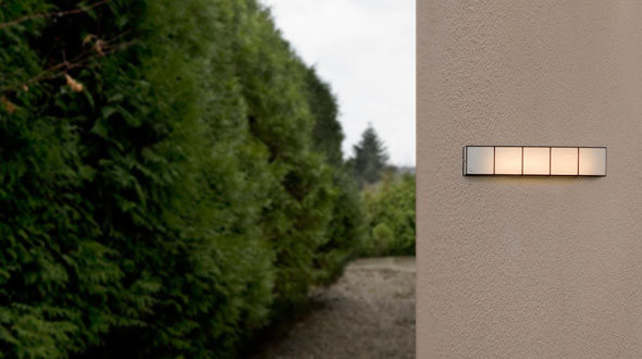 Cebra EXT Wall Lamp outdoor
