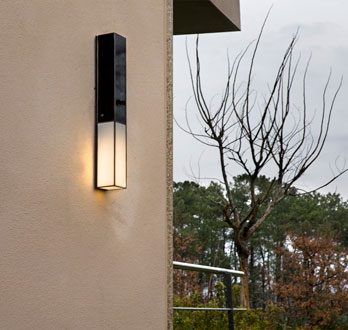 Sombras EXT Wall Lamp outdoor