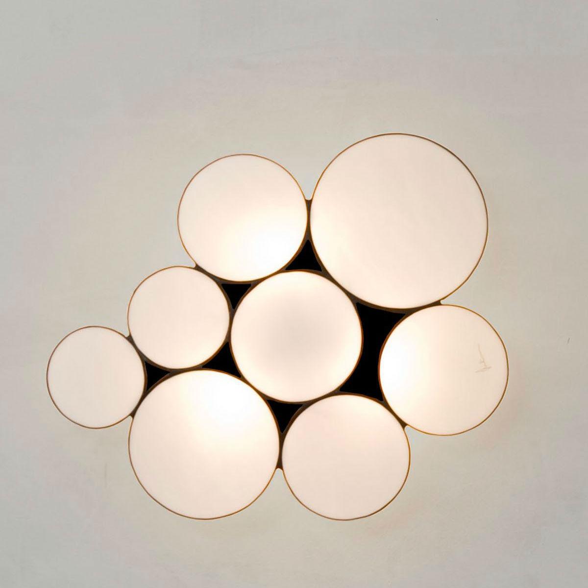 Gluc Ceiling lamp 45x55cm