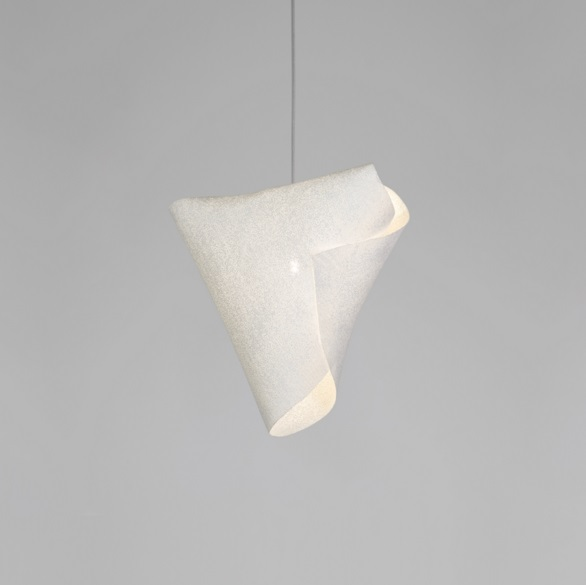 Ballet Relevé Lampe Suspension E27 40x150cm