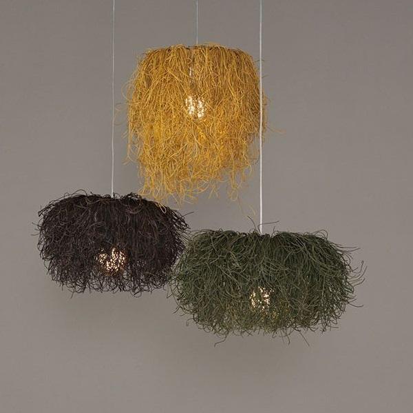 Caos Pendant Lamp (composición 3 parts) E26