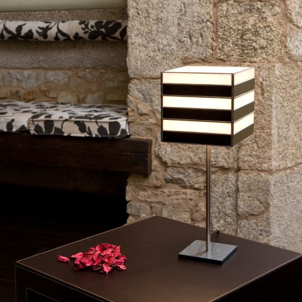 Cebra Table Lamp 6x19,5cm E12