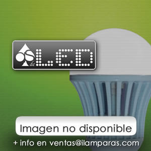 LED AR111 G53 9x1,2w (total 11w LED) 850Lm 30º 120º 50000h vida