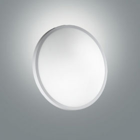 PLAZA CEILING Lamp white ø30 W.W.