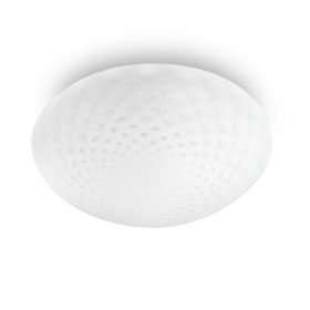 PIKE CEILING Lamp white ø40 LED