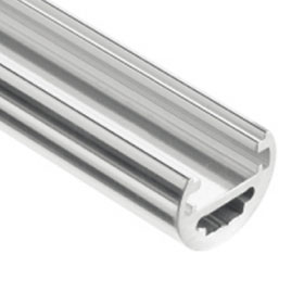 PROFILE ø21 SHINY Aluminium MT