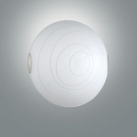 KENT CEILING Lamp white ø30 LED W.W.