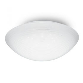 PANDORA CEIL.Lámpara blanco RULED LED ø36