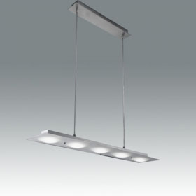 Lowell LED Pendant Lamp white