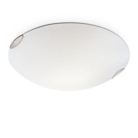 FOX CEILING Lamp LED white ø40
