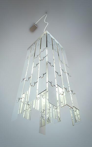 Glitter Lámpara Colgante 48 Corto