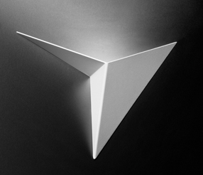 Vasily Applique G9 1x60w blanc Texturizado