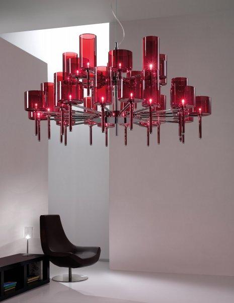 Spillray Pendant Lamp 20 L Glass