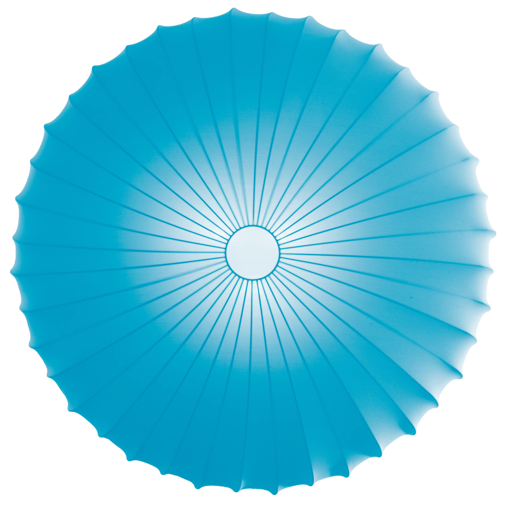 Muse 80 ceiling lamp E27 3x23w Light Blue