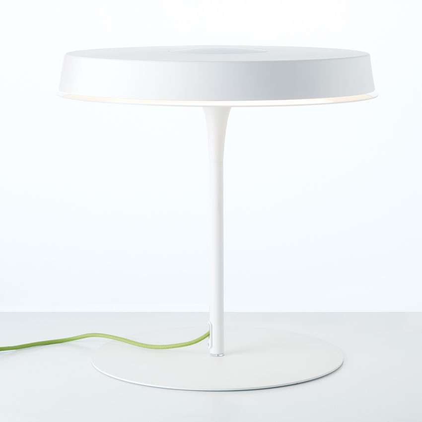 Olsen Table lamp 2Gx13 1x60w White