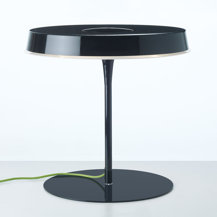 Olsen Table lamp 2Gx13 1x60w Black