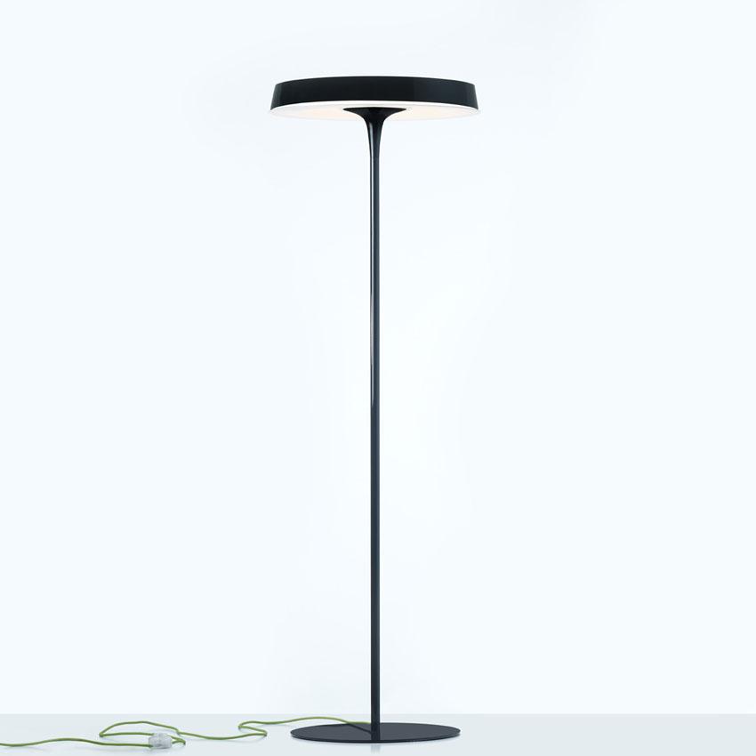 Olsen lámpara de Pie 2Gx13 1x60w negro