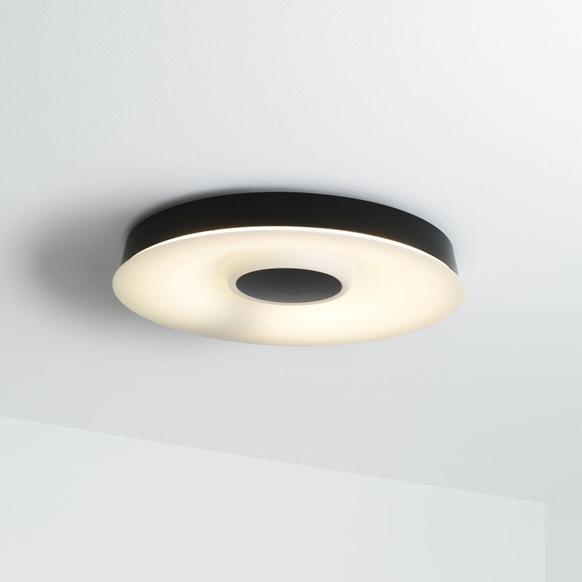 Olsen Ceiling lamp 2Gx13 1x60w Black
