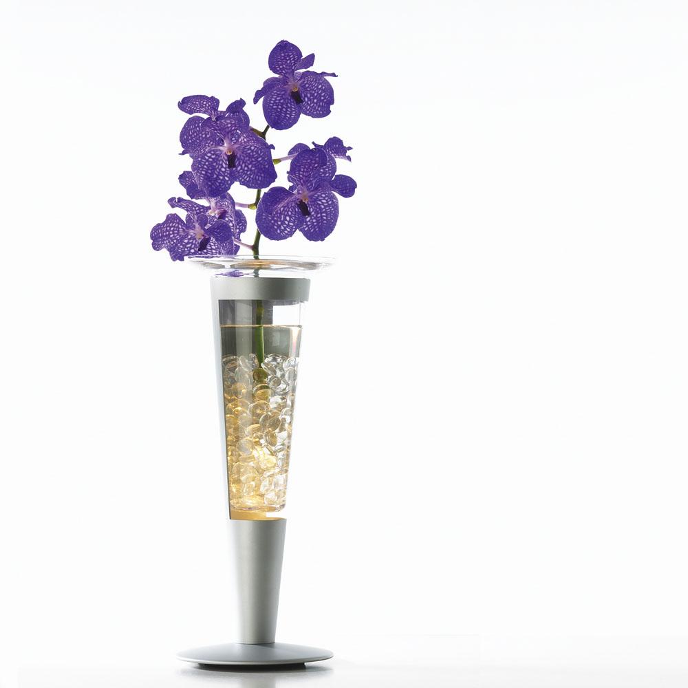 Spring Sobremesa Gy4 20w Vidrio/gris