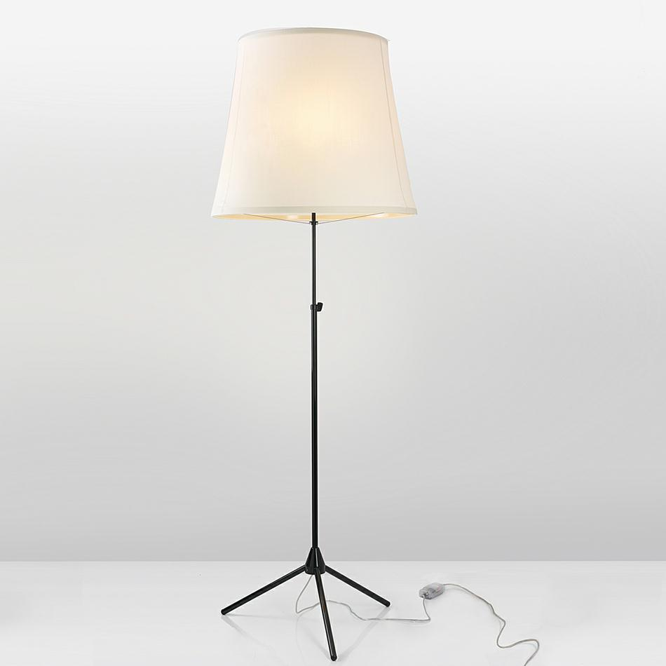 Adolight 2 Floor lamp Cone-shaped Screen ø70 50cm E27 3x70w