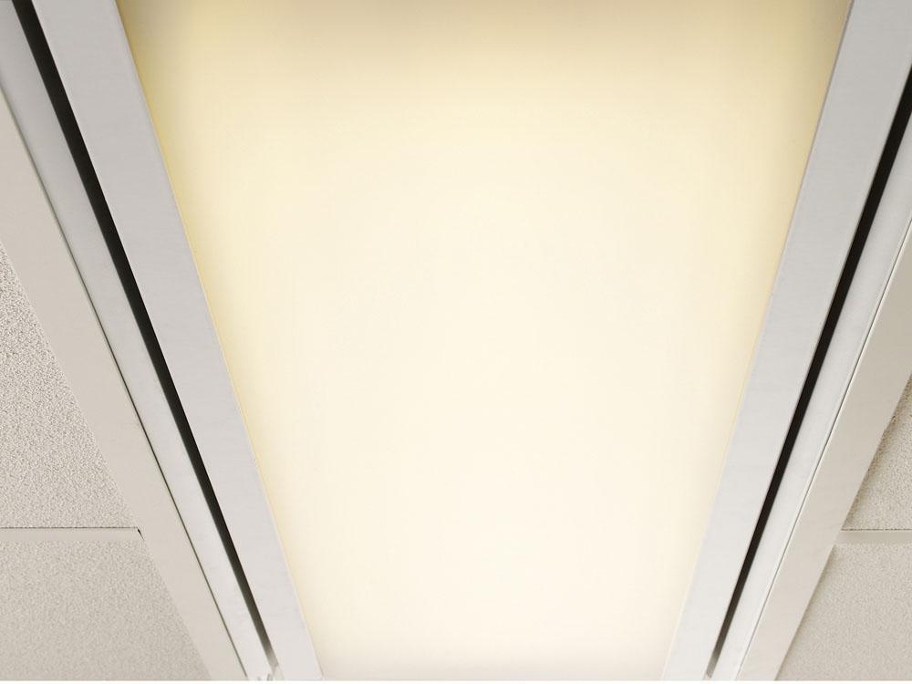 Linia E Light 224 Polycarbonate Diffuser 2x80w G5 148cm