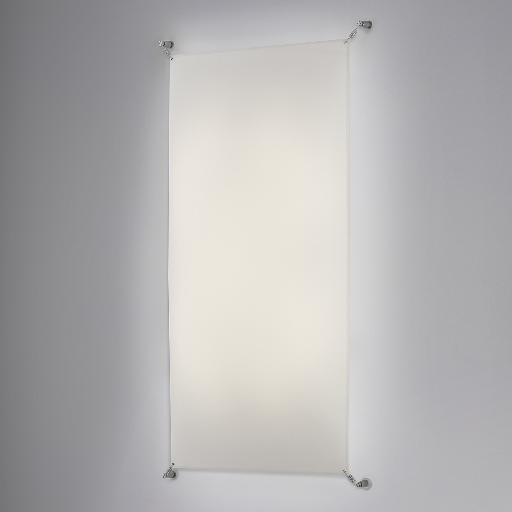 Veroca Wall Wall/Ceiling lamp 80x40 Electronic adjustable 2Gx13 2x22w