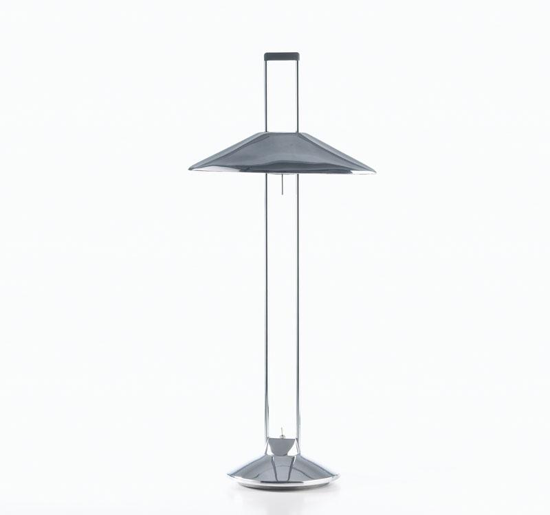Regina Table Lamp G6.35 2x20w Aluminium