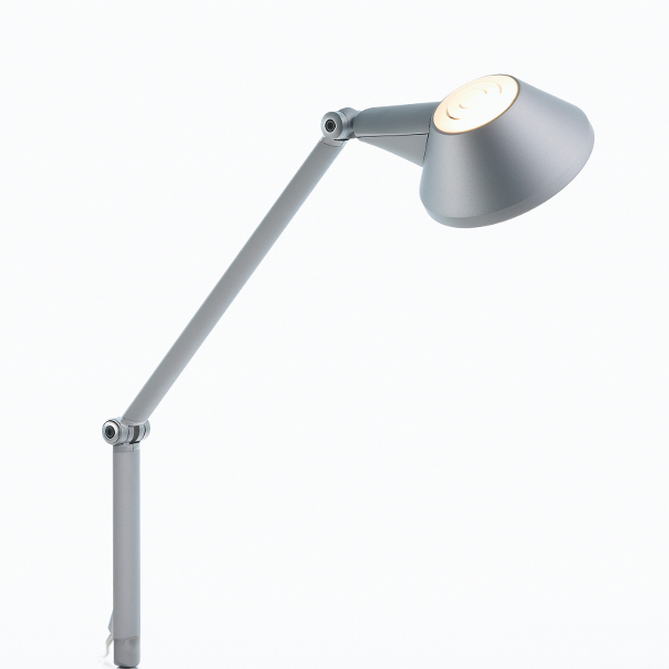 Petite 11 Balanced-arm lamp Structure without base E14 1x46w Aluminium Anodized