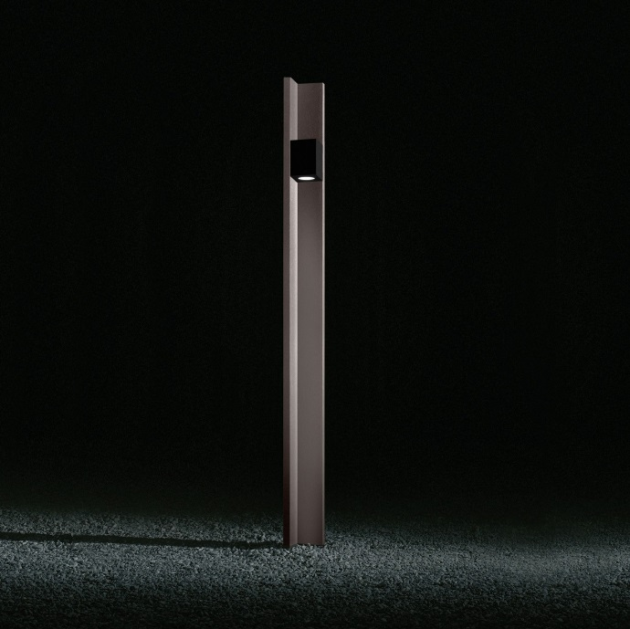 20/20 100 Baliza Exterior LED 17,5W 100cm - Bronce