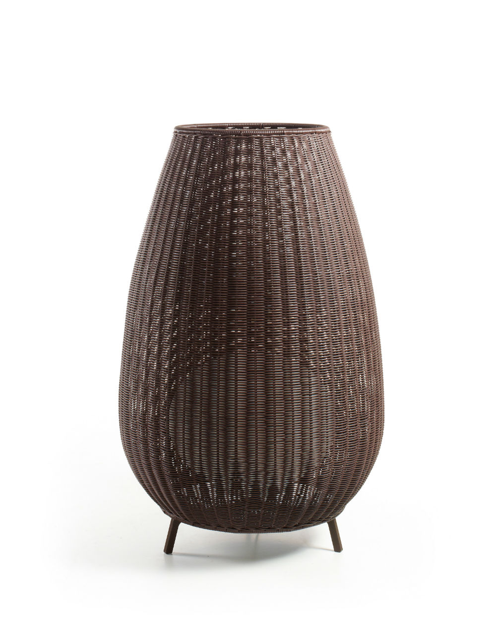 Amphora - 01 (Accessory) lampshade for lámpara of Floor Lamp Outdoor E27 22w Brown