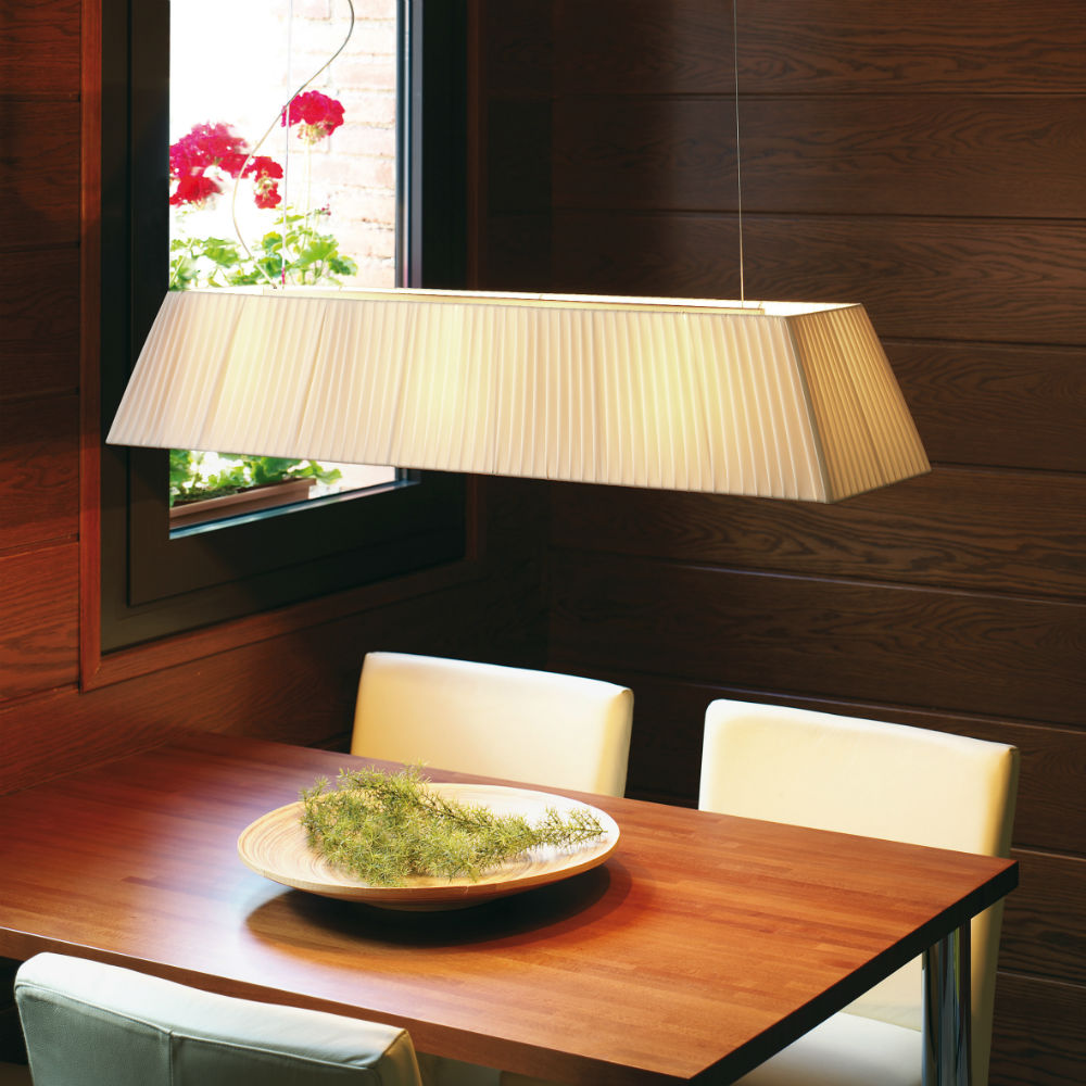 Mei oval (Accessory) lampshade oval Cinta translucent white