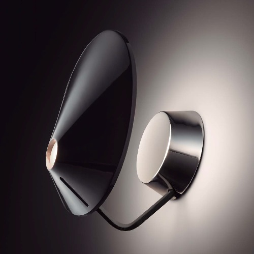 Nón Lá - P 02 Wall Lamp 10,5w LED Copper Shiny
