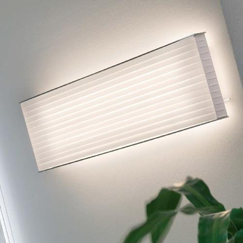 Silantra - 06 Wall lamp/ceiling lamp T5 39w Cinta translucent Cream
