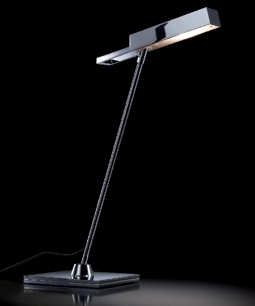 Spock - T Table Lamp LED 3,6w Led Chrome